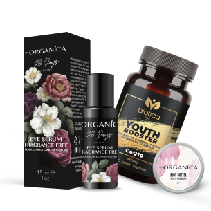 BELLISSIMA - YHOUTH BOOSTER & EYE SERUM 28 DAYS + подарък
